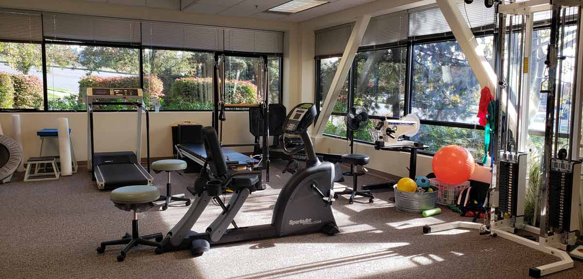 Flex Physical Therapy Bothell interior location shot Eastside PT